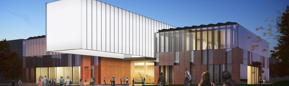 Taylor Institute East Rendering