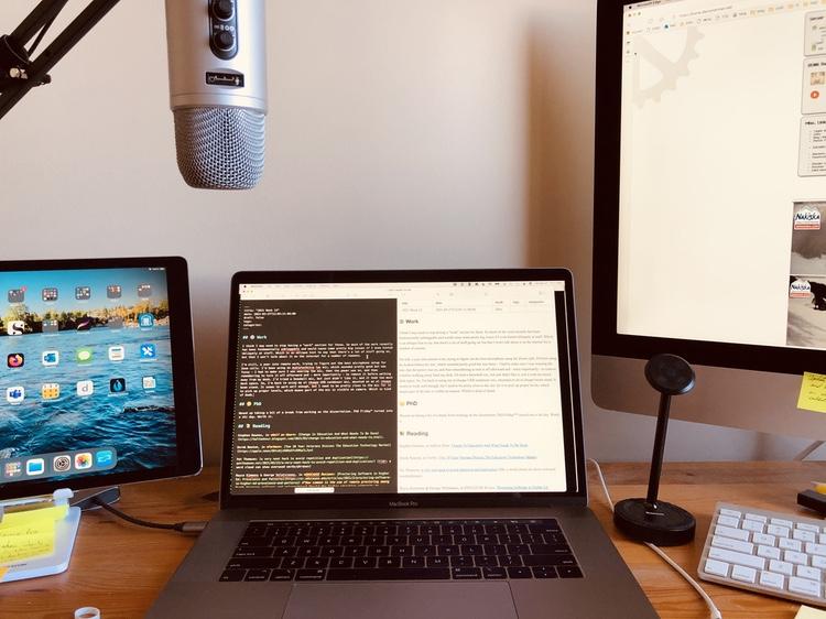 home mic setup