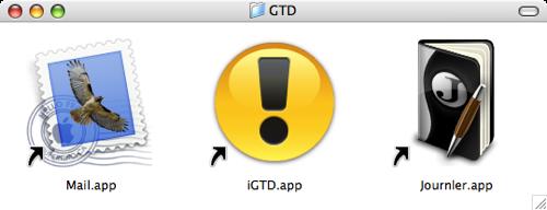 GTD Apps