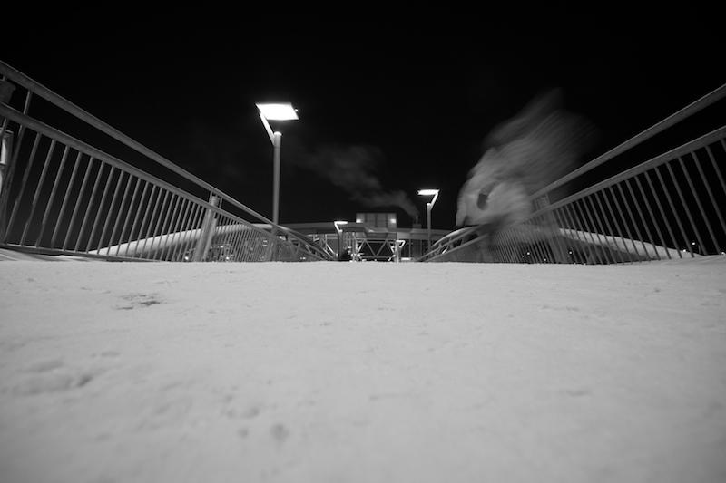 2009-12-14 - cold walk
