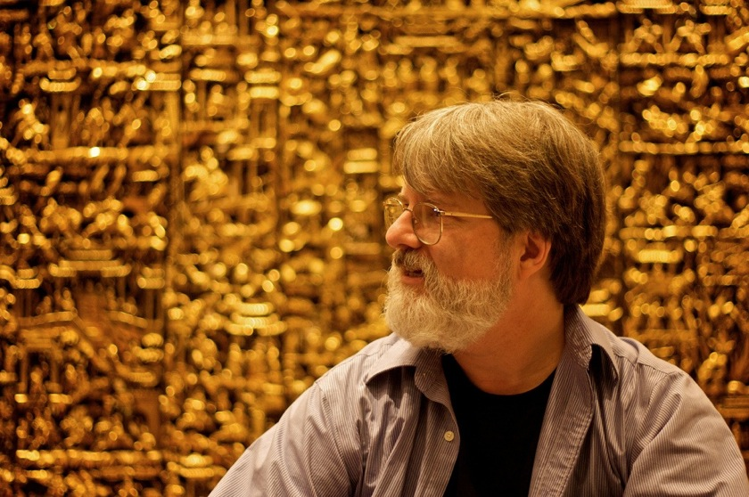 Gardner - wall of gold