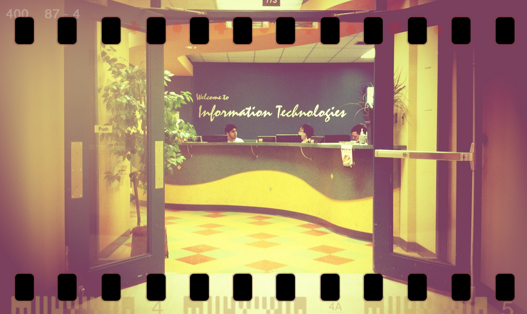 WelcomeToInformationTechnologies