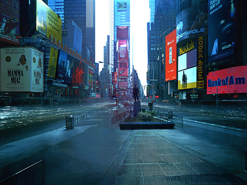 8 hours of times square