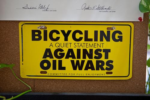 bike for peace