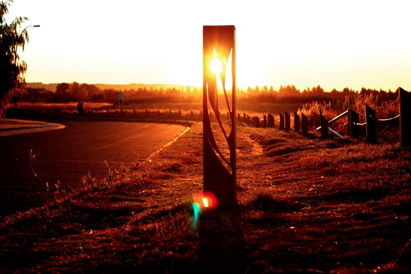 Morning monolith