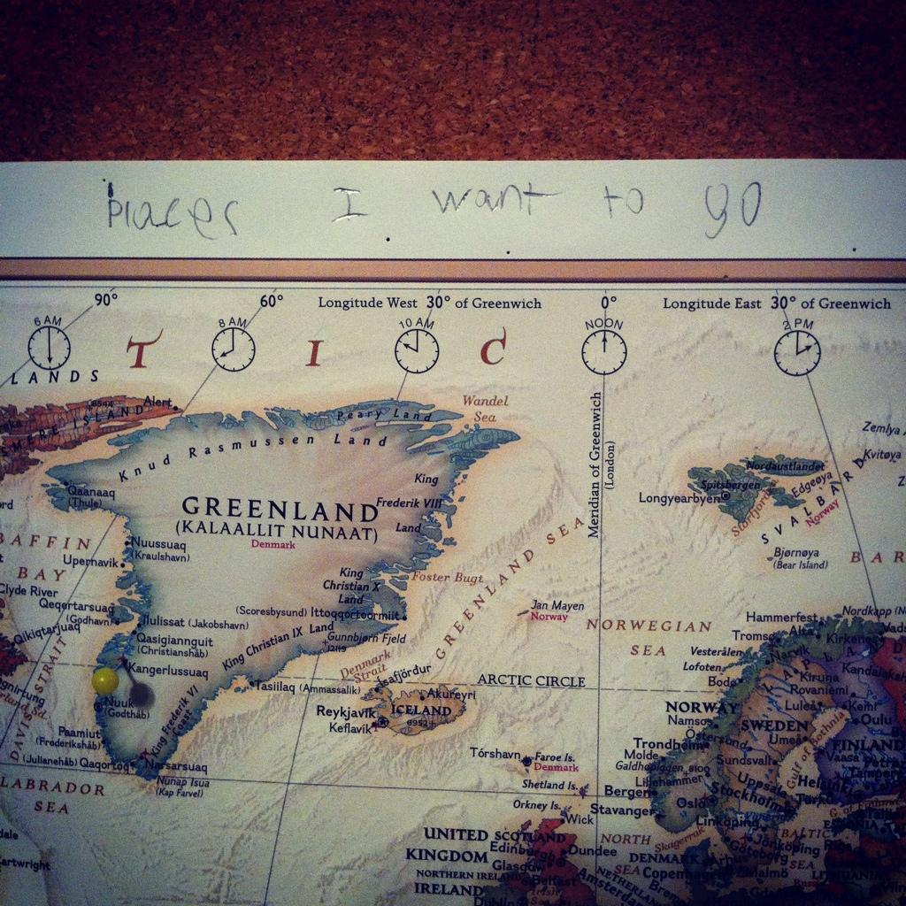 Planning adventures
