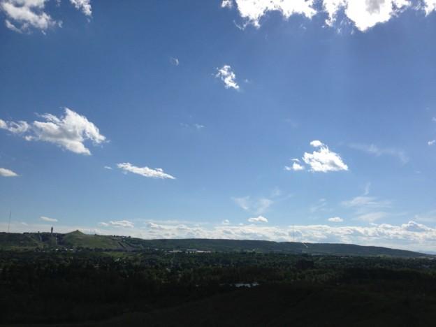 Blue skies return over COP