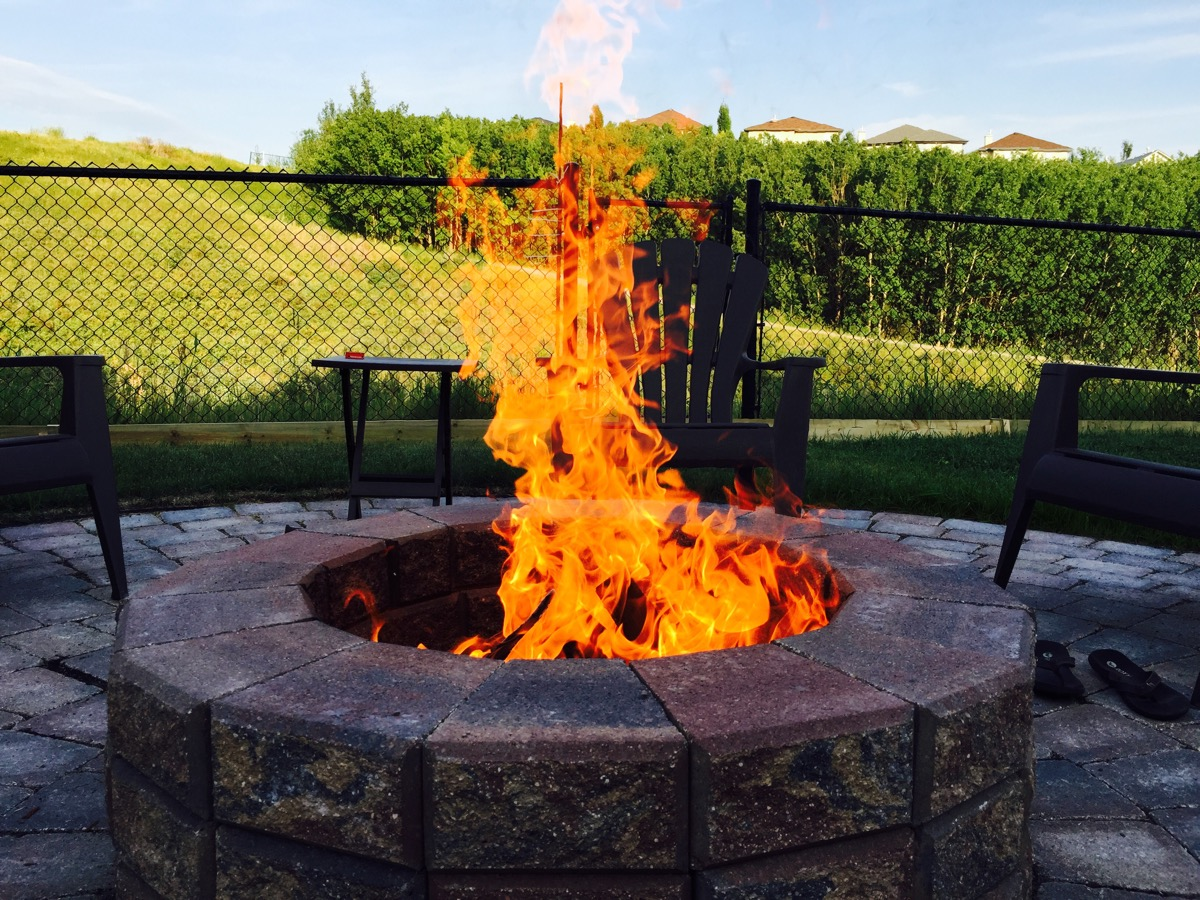 firepit is go