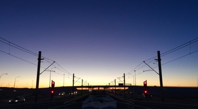 Dawn trainlines