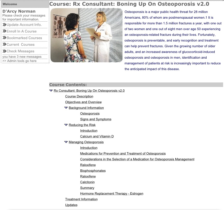 learning management system thesis