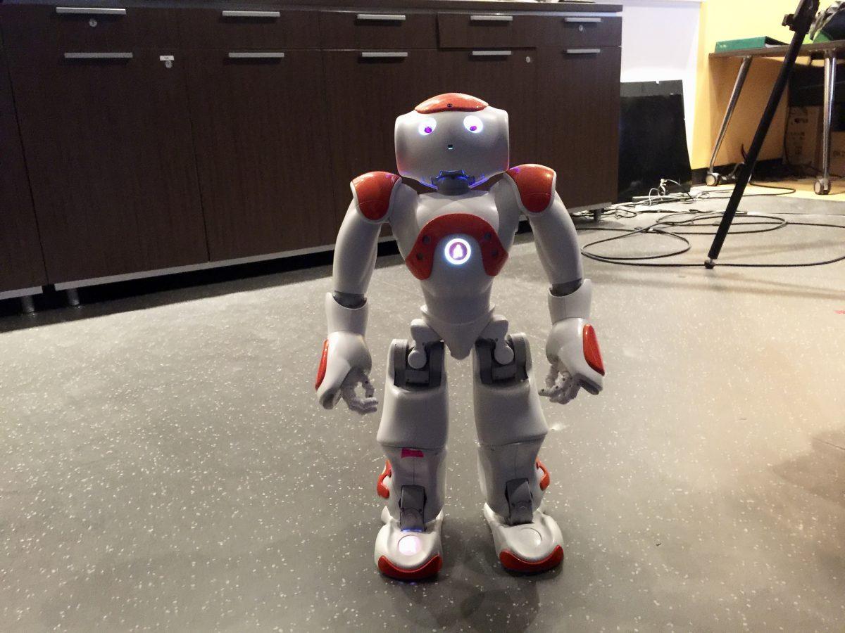 RoboComic Test