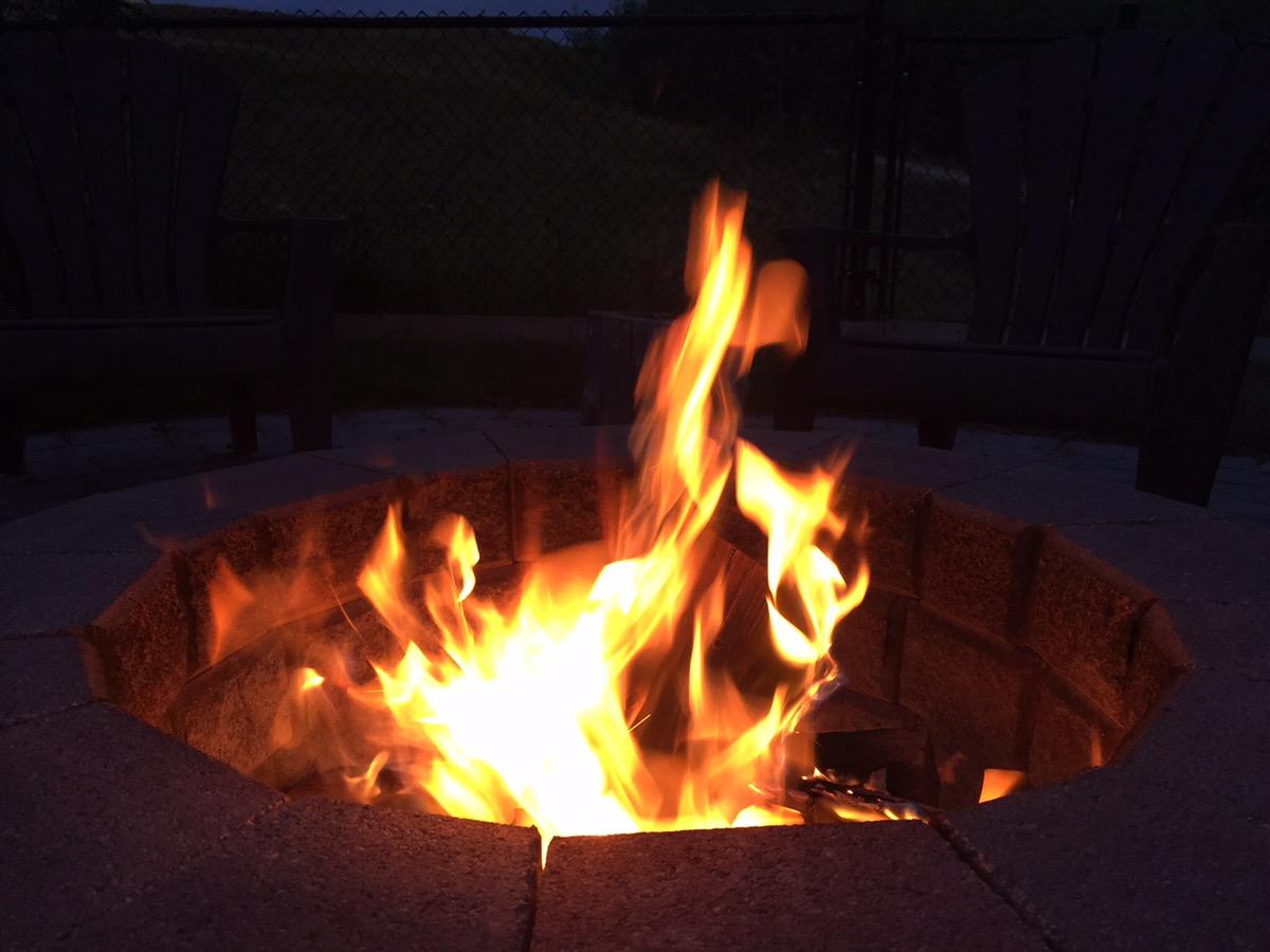 all fire, no fury