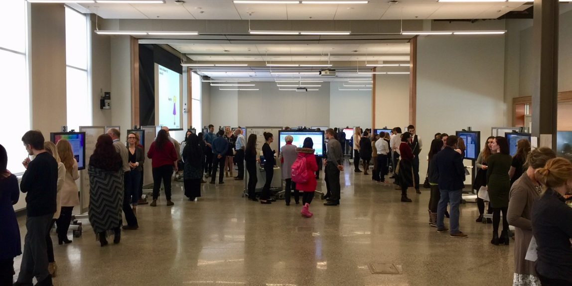 Education undergrad poster session, round 1