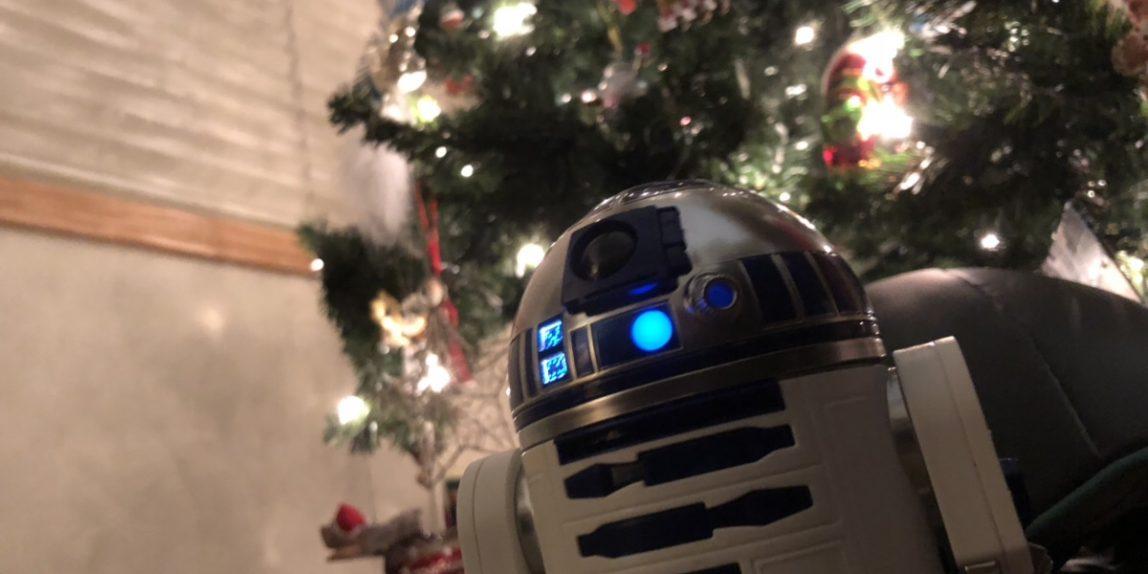 A very R2 Christmas