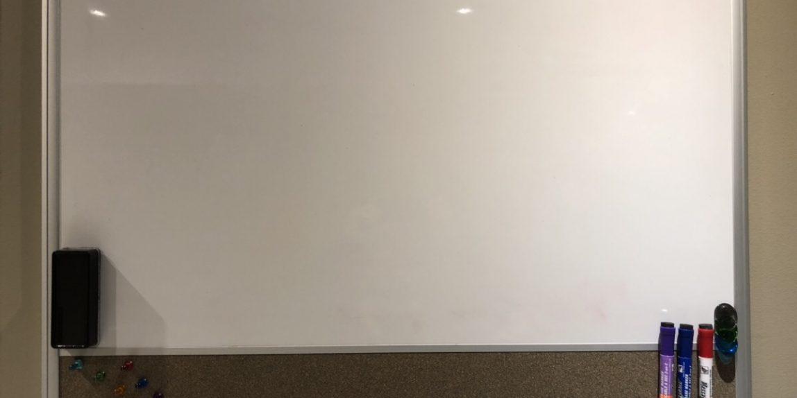 Resetting the board
